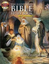 The Illustrated Bible Story Book, New Testament [With CD]
