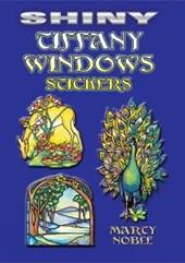 Shiny Tiffany Windows Stickers