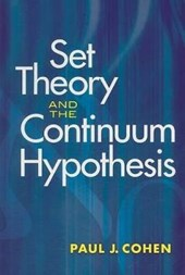 Set Theory and the Continuum Hypothesis | Paul J. Cohen |