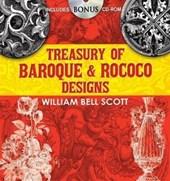 Treasury of Baroque and Rococo Designs