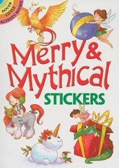 Merry & Mythical Stickers