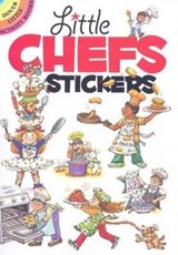 Little Chefs Stickers | Yu-Mei Han |
