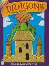 Dragons Activity Book | Jessica Mazurkiewicz |