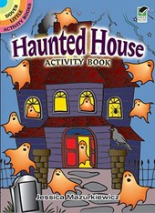 Haunted House Activity Book | Jessica Mazurkiewicz |