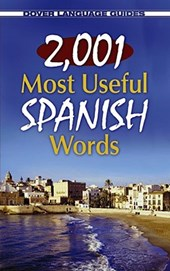 2,001 Most Useful Spanish Words
