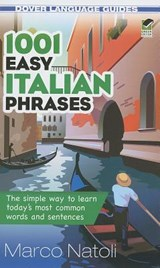 1001 Easy Italian Phrases | Marco Natoli |