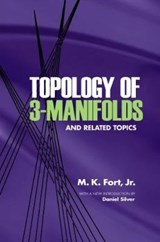 Topology of 3-Manifolds and Related Topics | auteur onbekend |