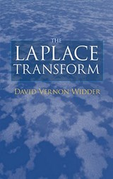 The Laplace Transform | David V. Widder |