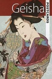 Geisha Postcards