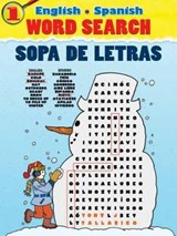 English-Spanish Word Search Sopa de Letras #1 | Tony J. Tallarico |