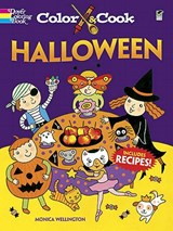 Color & Cook Halloween | Monica Wellington |
