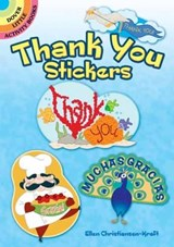 Thank You Stickers | Ellen Christiansen Kraft |