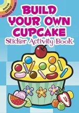 Build Your Own Cupcake Sticker Activity Book | Susan Shaw-Russell |