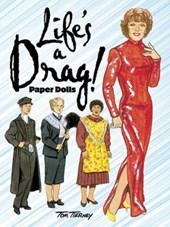 Life's a Drag! Paper Dolls