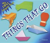 My first origami book - things that go