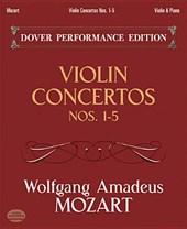 Violin Concertos Nos. 1-5