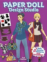 Paper Doll Design Studio | Ted Menten |