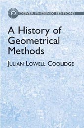 A History of Geometrical Methods
