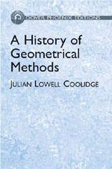 A History of Geometrical Methods | John E. Maxfield |