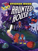 3-D Sticker Book--Haunted House | Altmann |