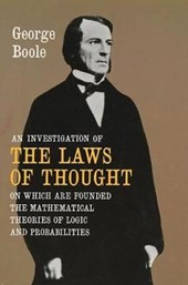 An Investigation of the Laws of Thought | George Boole |