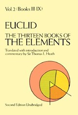 The Thirteen Books of the Elements, Vol. 2 | Euclid |