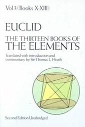 Thirteen Books of the Elements, Vol. 3