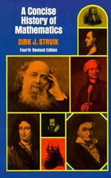 A Concise History of Mathematics | Dirk J. Struik |
