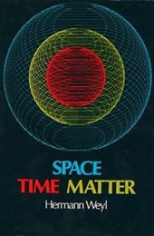 Space, Time, Matter | Hermann Weyl |