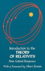 Introduction to the Theory of Relativity | Peter G. Bergmann |