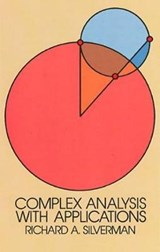Complex Analysis with Applications | Richard A. Silverman |