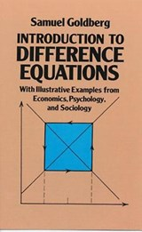 Introduction to Difference Equations | Samuel Goldberg |