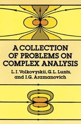 A Collection of Problems on Complex Analysis | L. I. Volkovyskii |