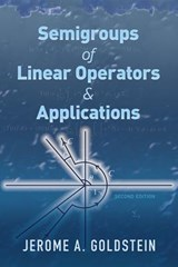 Semigroups of Linear Operators and Applications | Jerome A. Goldstein |