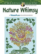 Creative Haven Nature Whimsy