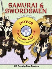 Samurai and Swordsmen CD-ROM and Book [With CDROM]