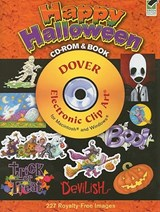 Happy Halloween [With CDROM] | Dover |