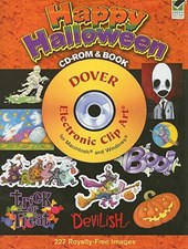 Happy Halloween [With CDROM]