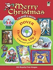 Merry Christmas CD-ROM and Book [With CDROM]