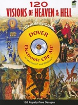 120 Visions of Heaven & Hell [With CDROM] | Alan Weller |