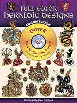 Full-Color Heraldic Designs [With CDROM] | auteur onbekend |