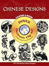 Chinese Designs CD-ROM and Book [With CDROM]