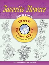 Favorite Flowers CD-ROM and Book | auteur onbekend |