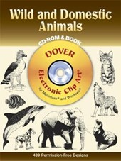 Wild and Domestic Animals [With CDROM]