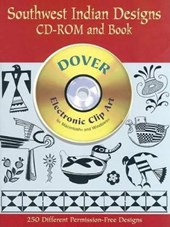 Southwest Indian Designs CD-ROM and Book