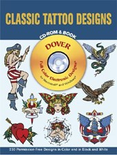 Classic Tattoo Designs [With CDROM]