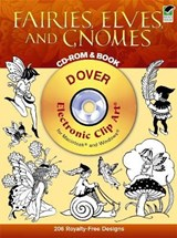 Fairies, Elves, and Gnomes [With CDROM] | Marty Noble |
