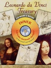 Leonardo Da Vinci Treasury [With CDROM]