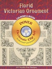 Florid Victorian Ornament [With CDROM]