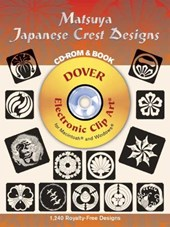 Japanese crest design cd-rom
